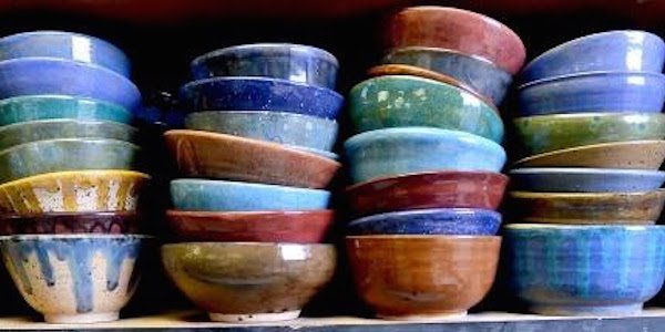Bowl Making to Fight Hunger at Montpelier Arts Center