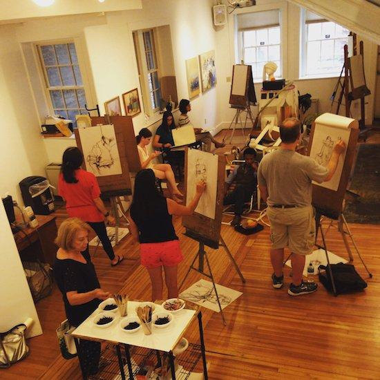 Photo courtesy of Washington Studio School.