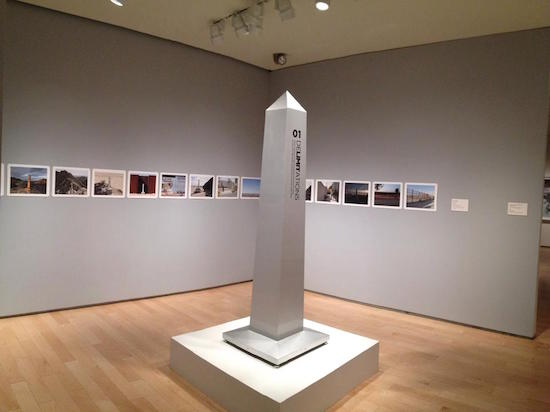 Photo courtesy of the DELIMITATIONS exhibit by Ramírez ERRE and Taylor.