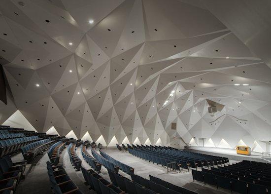 National Academy of Sciences Auditorium © 2012 Maxwell MacKenzie.