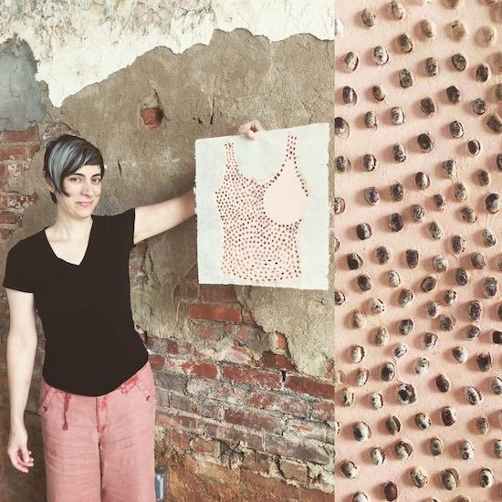 August Denbo Artist-in-Residence, Ana Fernandez.