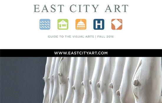 East City Art Fall 2016 Quarterly