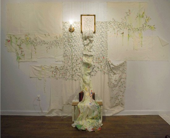 Unwired by Maggie Gourlay. Courtesy of Otis Street Arts Project.