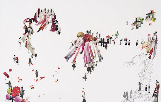 G Fine Art Presents Rachel Farbiarz A Different Country