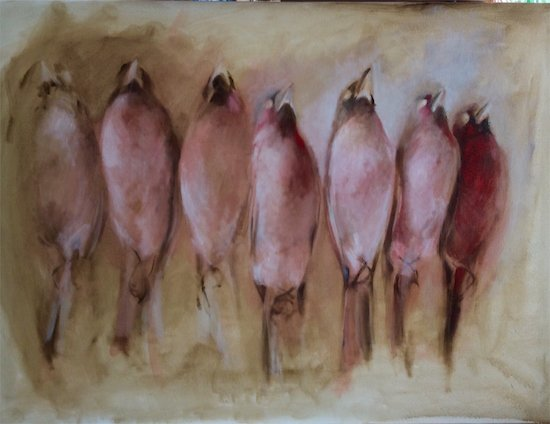 Work by Marion Colomer. Courtesy of Deirdre Ehlen.