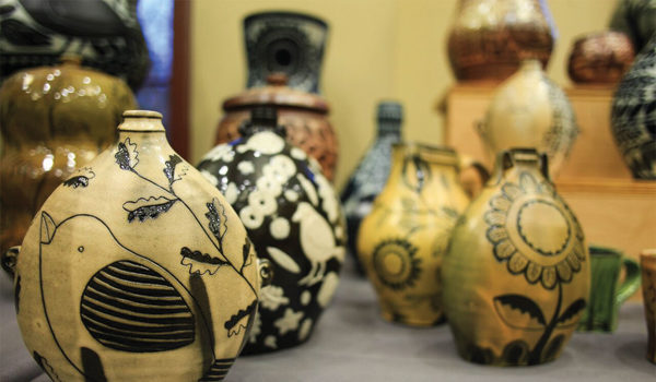 ECA Profiles: Pottery on the Hill 2016