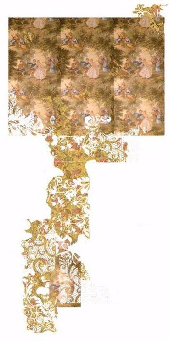 Michele Montalbano, Crouching Tigers, Hidden Monkeys. Courtesy of Arlington Arts Center.