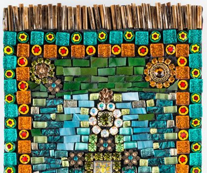 The Art League Presents Anita Bucsay Damron Transformations: Tapestries in Glass