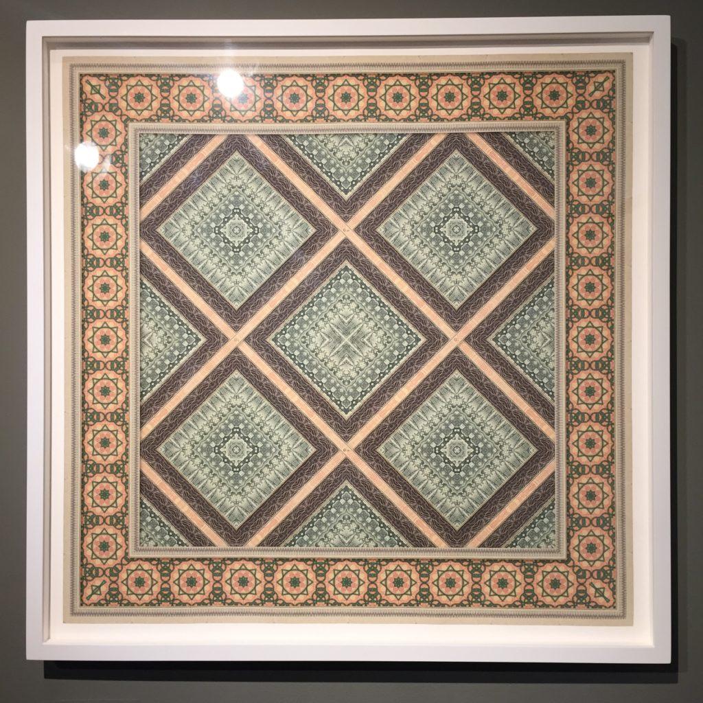 "Jason Hughes, Untitled # 13, 2016, archival pigment print, 24x24"", Photo by Jay Hendrick"