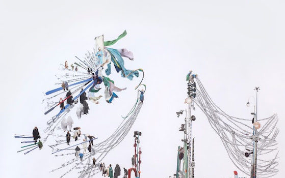 G Fine Art Hosts an Artist Talk with Rachel Farbiarz and Margaret Heiner