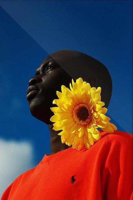 Photo courtesy of White Cloud Gallery and Osengwa,