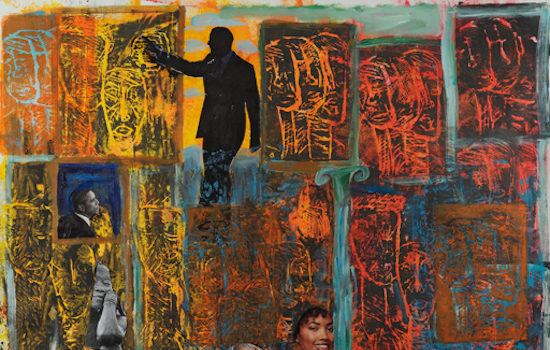 c.d. Edwards Studio Presents Cultural and Spiritual Icons Ancient, Contemporary and Literary Group Exhibition
