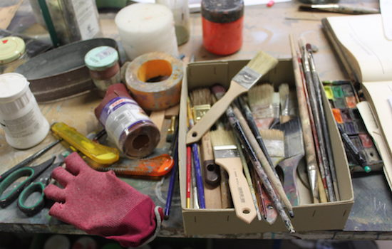 Hamiltonian Hosts Taxes for Artists Workshop with Hannah Cole