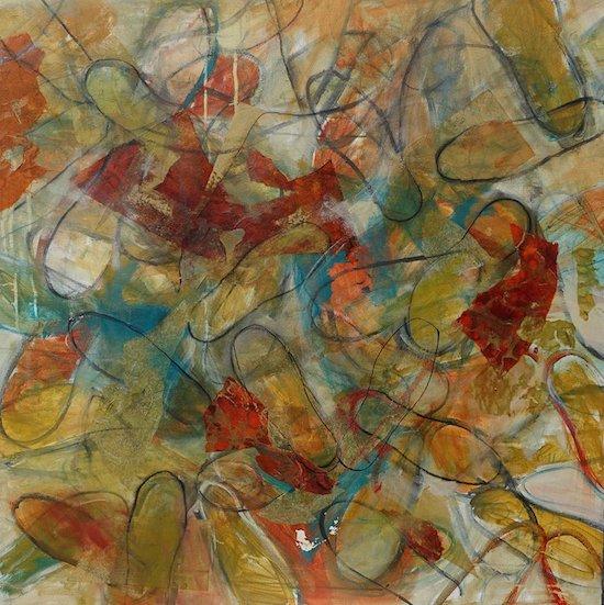 Return to Stillness by Eleanor Kotlarik Wang. Courtesy of Studio Gallery.