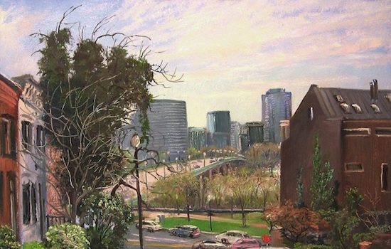Hill Center Gallery Presents The Hill Rag's Art and the City: A Column by Jim Magner Group Exhibition