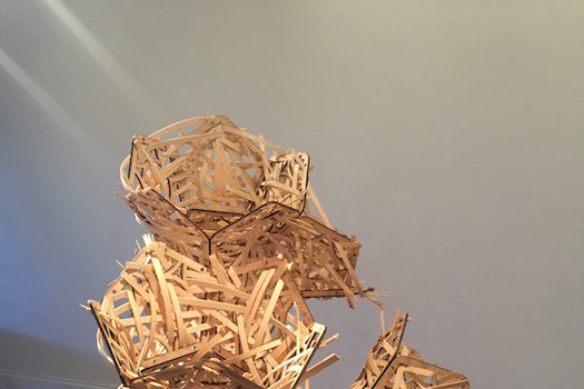 CulturalDC's Flashpoint Gallery Presents Christian Benefiel Developing an Argument