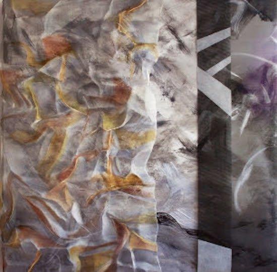 Nimbus Rising by Joan Konkel. Courtesy of Zenith Gallery.