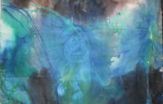 Schlesinger Center's Forum Gallery Presents Cheryl Edwards The Reverence of Water