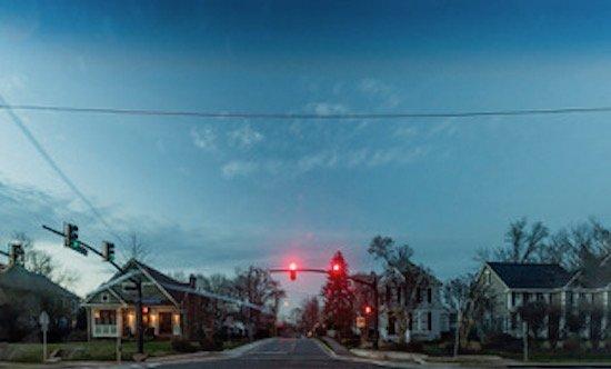 Montgomery Avenue, Rockville, Maryland 2017, photo courtesy of Amanda Kleinman. Courtesy of VisArts.