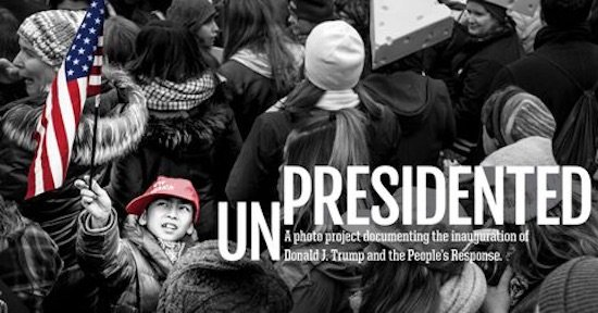 Gallery OonH Presents UnPresidented: The Inauguration of Donald J. Trump and the People's Response Group Exhibition