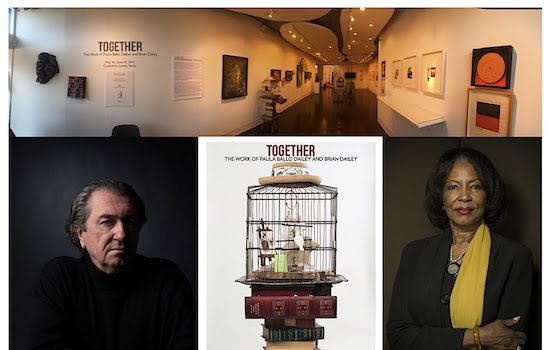 Joan Hisaoka Healing Arts Gallery Hosts an Artist and Curator Talk