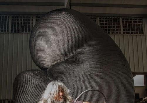 Washington Sculptors Group Hosts an Artist Talk with Kang Mu-Xiang at Hillyer Art Space
