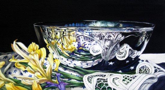 BlackRock Center for the Arts Presents the 2017 Mid-Atlantic Regional Watercolor Exhibition & Solo Work by David R. Daniels