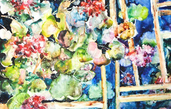 Community Art Day: David R. Daniels Offers Watercolor Demo at BlackRock Center for the Arts