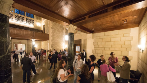 Art and Science Intersect at the National Academy of Sciences' DASER
