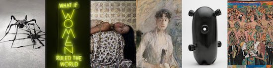 Nine New Acquisitions Celebrate National Museum of Women in the Arts' 30th Anniversary Year