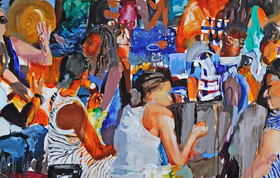 McLean Project for the Arts Presents Strictly Painting 11 Group Exhibition
