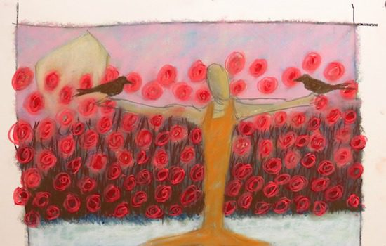 Willow Street Gallery Presents W.S. Mitchell Pastures