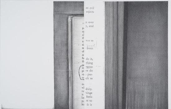 Marymount University's Ballston Gallery Presents Molly Springfield Excerpts