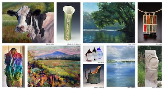 September Gallery Events at BlackRock Center for the Arts