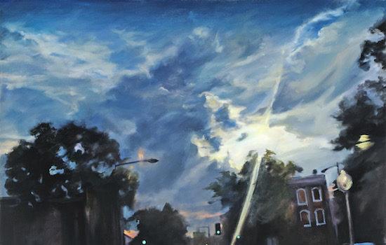 Schlesinger Arts Center's Forum Gallery Presents Regina Miele Quieting Change, Stilling Motion