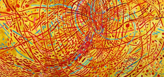 National Museum of Women in the Arts Presents Magnetic Fields: Expanding American Abstraction, 1960s to Today