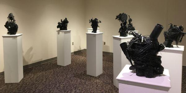 East City Art Reviews: Annie Farrar's Haunted by Quiet Places