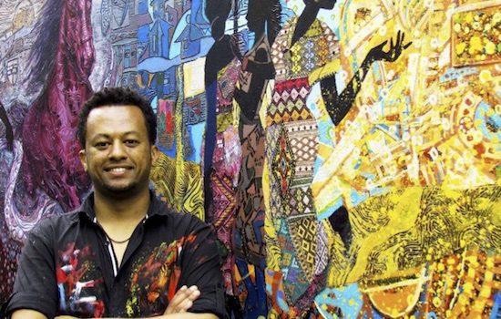 Congress Heights Arts & Culture Center Presents Nahosenay Negussie A Taste of Ethiopia