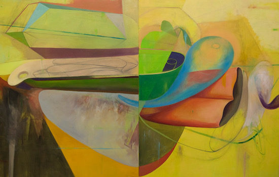 Women's Caucus for Art-DC Presents Bright and Bold Group Exhibition
