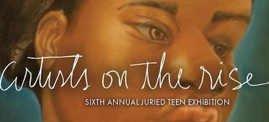Call for Entries: Sixth Annual Artists on the Rise: Juried Teen Exhibition