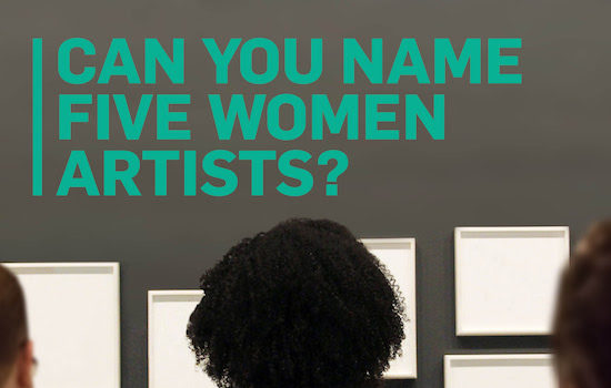 #5WomenArtists Social Media Campaign Returns to the National Museum of Women in the Arts