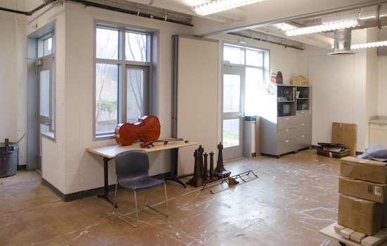 Artist Opportunities at Montgomery College: Artist in Residence Program & Open Gallery Exhibition Call