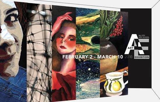 The Gallery @ Convergence Presents The Alexandria All City High School Art Exhibition 2018