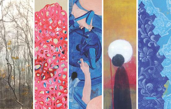 Serendipity II – Five Artists at Daingerfield