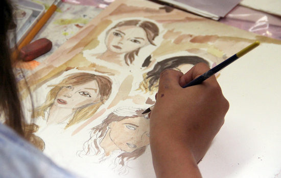 2018 Spring Classes & Summer Art Camp at The Art League