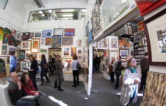 The Art League's 50th Anniversary of the Patrons' Show Fundraiser