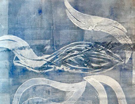Schlesinger Center's Passage Gallery Presents Adjoa J. Burrowes Undercurrents
