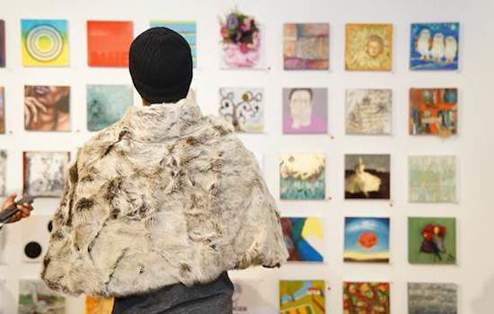8th Annual March150 Special Exhibition and Art Sale at Target Gallery