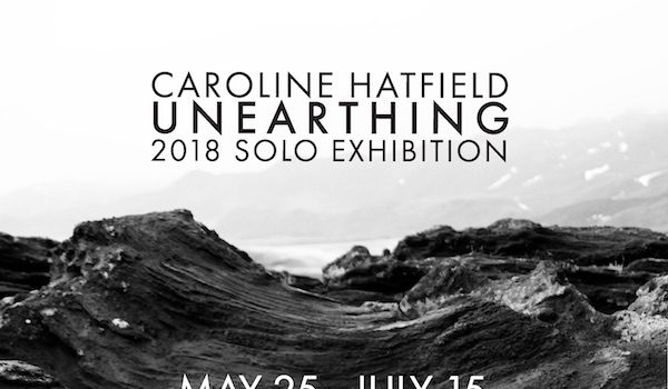 Target Gallery Presents Caroline Hatfield: Unearthing