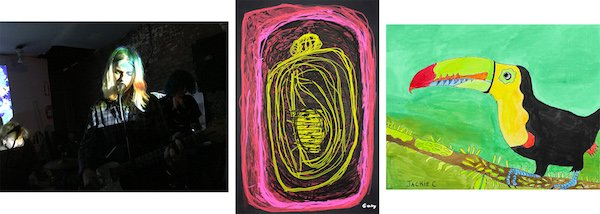 May 2018 Exhibitions at Art Enables